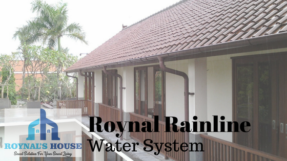 Roynal Rainline Water System - Gallery - 1