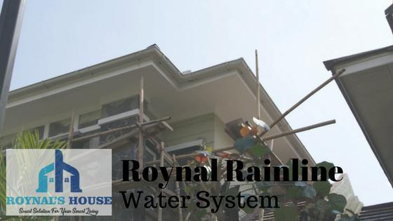 Roynal Rainline Water System - Gallery - 6