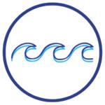 roynal rainline gutter system circle logo